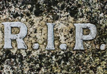 La muerte presunta y declaración de fallecimiento1920
