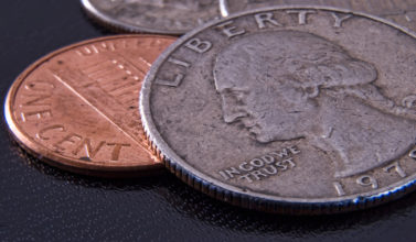 ¿Viste alguna vez una moneda...