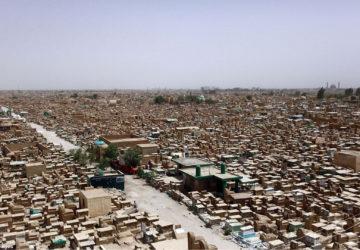Wadi al-Salam la ciudad de los cinco millones de tumbas1920