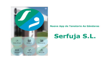 Nueva app de Tanatorio As...