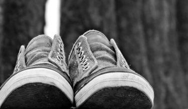 El hombre de los pies