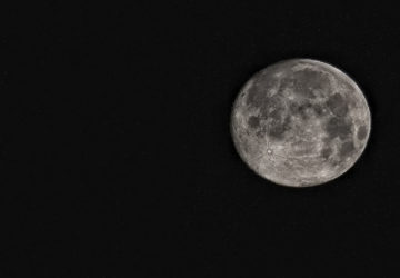 El misterioso miedo que tiene algunas personas a la Luna 1920