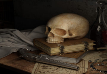 Muertes famosas de la literatura1920