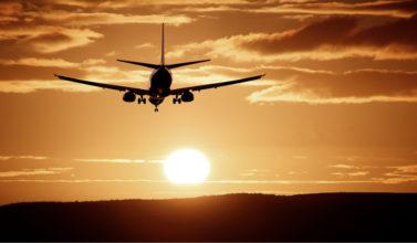 El vuelo 502 que viajó en el...